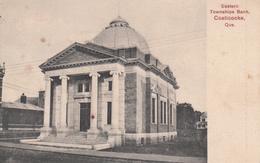 Coaticook Coaticooke Québec - Eastern Townships Bank - Banque - Estrie - 2 Scans - Quebec
