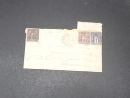 NOUVELLE CALÉDONIE - Document De Nouméa En 1882 Pour Le Gouvernement De Nouméa - L 20674 - Briefe U. Dokumente