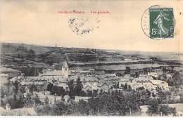 12 - GAILLAC D'AVEYRON : Vue Générale - CPA - Aveyron - France