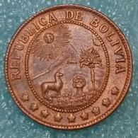 Bolivia 50 Centavos, 1942 ↓price↓ - Bolivia