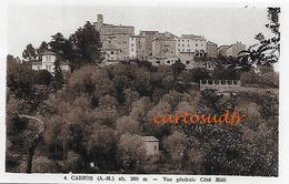 06 CARROS VUE GENERALE CÔTE MIDI - 4 - SUPERBE - France