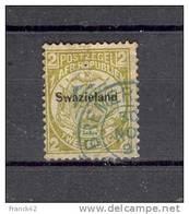 Swaziland. Armoiries. 2 Pence - Swaziland (1968-...)