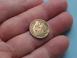 1929 - 50 Centimes CHAMBRES De COMMERCE ( KM 884 ) Uncleaned ! - France