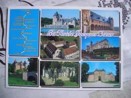 CPM La Route Jacques Coeur - Bourges