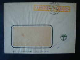 DDR , Dienstmarken B, Mi-Nr. 16 L, Mef Auf Brief, Berlin - Service