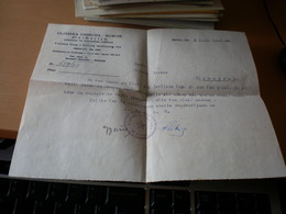Murter Dalmacija Uljarska Zadruga Murter - Facturas & Documentos Mercantiles