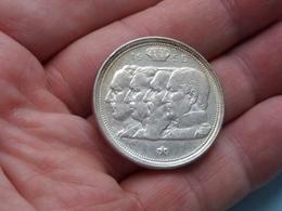 1950 - 100 Franc Belgique ( KM 138.1 ) Uncleaned ! - 1945-1951: Régence