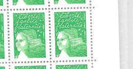 France:Variété Sans Phosphore N°3535Aa** Réf: Y & T  (cote 20,00€) En Paire - Variétés: 2000-09 Neufs