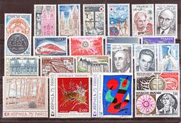 France 1974 1783 1829 Année Poste Neuf ** TB MNH SiN CHARNELa Cote 42 - France