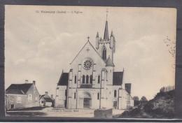 CPA   Valençay   Dpt 36  L' Eglise    Réf 1940 - Non Classés