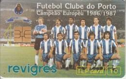PORTUGAL - FC PORTO, TLP Telecard, Tirage 15400, 09/93, Used - Portugal