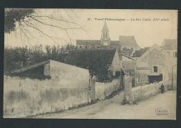 TRIEL-Pittoresque-La Rue Cadot,XIIIè Siècle   Zbg84 - Triel Sur Seine