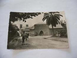 CARTOLINA  STANLEYVILLE PROCURE MISSION CATHOLIQUE - Congo - Brazzaville