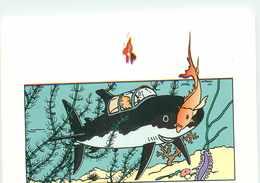 PAR HERGE TINTIN LE TRESOR DE RACKHAM LE ROUGE - Hergé