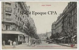 75 - TOUT PARIS 11 - #1275 - La Rue Faidherbe à La Rue Chanzy ++++ FLEURY ++++ 1905 - District 11