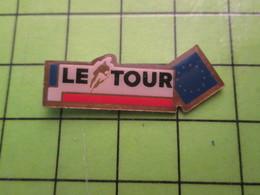 311c Pin's Pins / Rare Et Beau  SPORTS / TOUR DE FRANCE (DU VELO ELECTRIQUE) - Cycling