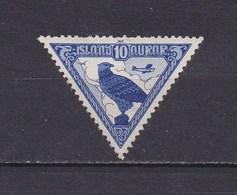 1930-Iceland- MH* - 1918-1944 Unabhängige Verwaltung