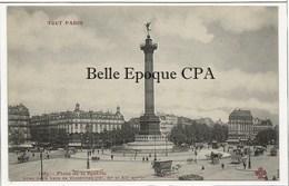 75 - TOUT PARIS 06/11/12 - #1287 - Place De La Bastille Prise De La Gare De Vincennes ++++ FLEURY ++++ Parfait état - District 12