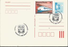 HUNGARY, PC, Uncirculated - Eisenbahnen