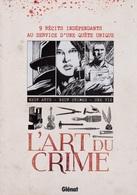 Dossier De Presse L'art Du Crime OMEYER BERLION STALNER Glénat 2017 - Livres, BD, Revues