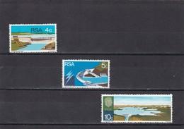 Africa Del Sur Nº 332 Al 334 - África Del Sur (1961-...)