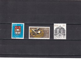 Africa Del Sur Nº 341 Al 343 - África Del Sur (1961-...)