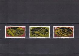 Africa Del Sur Nº 344 Al 346 - África Del Sur (1961-...)