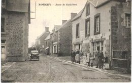RONCEY .... ROUTE DE GUEHEBERT - France