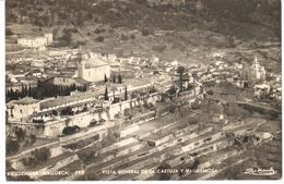 POSTAL    VALLDEMOSA  - MALLORCA  -VISTA GENERAL DE LA CASTUJA Y VALLDEMOSA  -FOTO ZERKOWITZ- - España