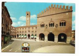 TREVISO - PIAZZA DEI SIGNORI  - VIAGGIATA FG - Treviso
