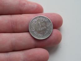 1910 - 1 Frank België ( KM 73.1 ) Uncleaned ! - 07. 1 Franc
