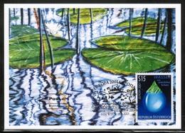 CEPT 2001 AT MI 2344 AUSTRIA FDC - Europa-CEPT