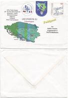 Geconsfor Bosnia Hercegovina Bundeswehr 1.Kontingent - Feldpost Off.Cover 28mar1997 X Mullheim - Bosnia Erzegovina