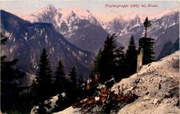 Triglavgruppe 2865 M, Krain (12842) - Slowenien