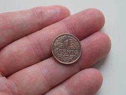 1919 - 1 Cent ( KM 152 ) Uncleaned ! - [ 3] 1815-…: Königreich Der Niederlande