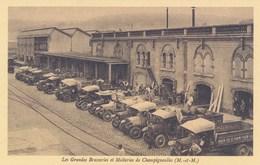 54) CHAMPIGNEULLES : Les Grandes Brasseries Et Malteries - Quai De Chargement - France