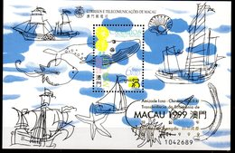 Hb-81 Macao - Ballenas