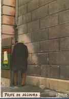 "L.BUFFIER  "" Poste De Secours "" - Künstlerkarten"