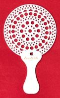 1  CARTE ALAÏA :  CARTE-EVENTAIL - Perfume Cards
