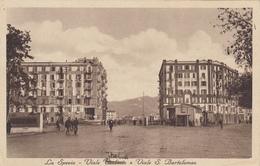 La Spezia-Viale Italia E Viale S.Bartolomeo-Integra E Originale 100%an - La Spezia