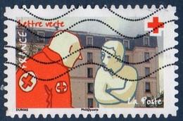 AA 1275 Croix Rouge (2016) Oblitéré - France