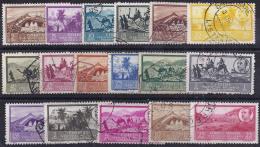 ESPAÑA/AFRICA OCIDENTAL  1950 - Edifil# 3/19 - Sahara Español