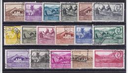 ESPAÑA/AFRICA OCIDENTAL 1950 - Edifil# 3/19 - VFU - Sahara Español
