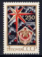 RUSSIE - 3754** -2 50è ANNIVERSAIRE DE DOMBASS - Ongebruikt