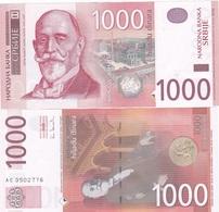Serbia - 1000 Dinara 2003 UNC Pick 44b Lemberg-Zp - Serbia