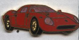 Pin's Voiture Ferrari - Ferrari