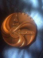 Medaglia Grande Modulo Rotary Internazionale E. Calmante 1985 - Royal/Of Nobility