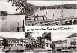 Gruß Aus Neu Fahrland, Potsdam 1984 - Neu Fahrland