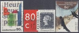 HOLANDA 1995 Nº 1496/98 USADO - Periodo 1980 - ... (Beatrix)
