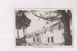 CPA   GUERRE 14/18 , DPT 62, AIX NOULETTE, UNE FERME BOMBARDEE - France